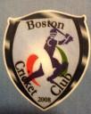 Boston Cricket Club Logo