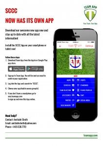 SCCC Mobile App