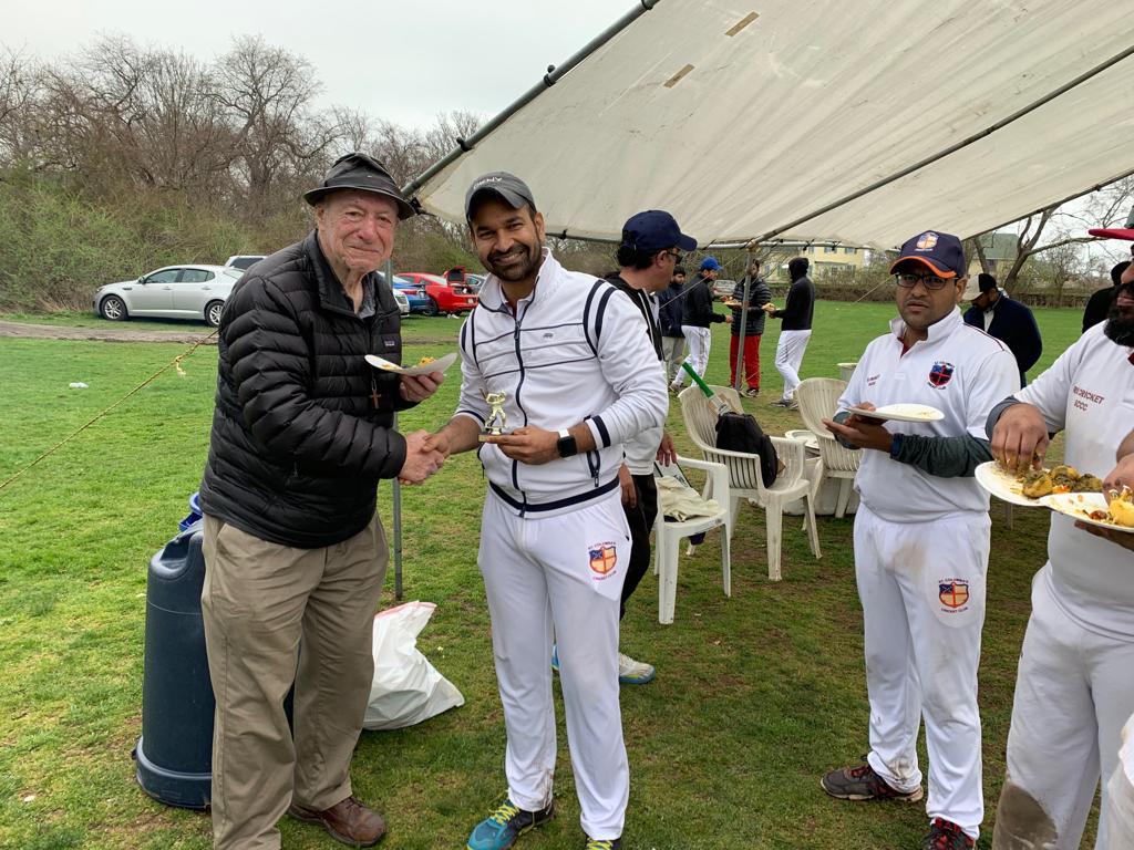 SCCC won by 60 runs